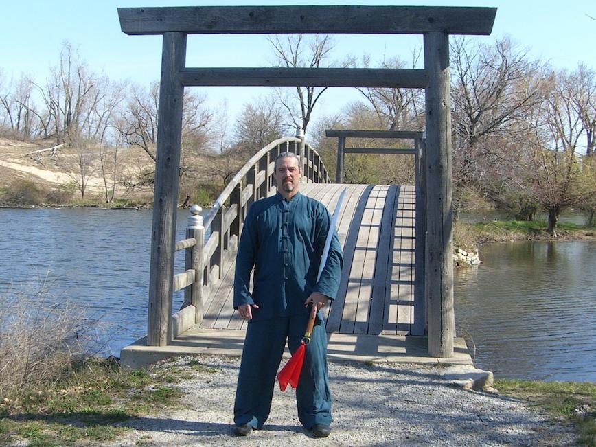 Taiji Broad Sword...