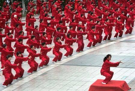 Yang Style Tai Chi IS Qigong!