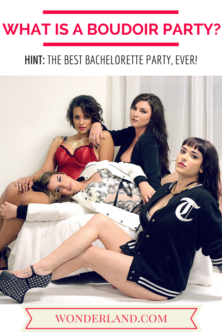 What is a Boudoir Party, Dallas Boudoir Photography