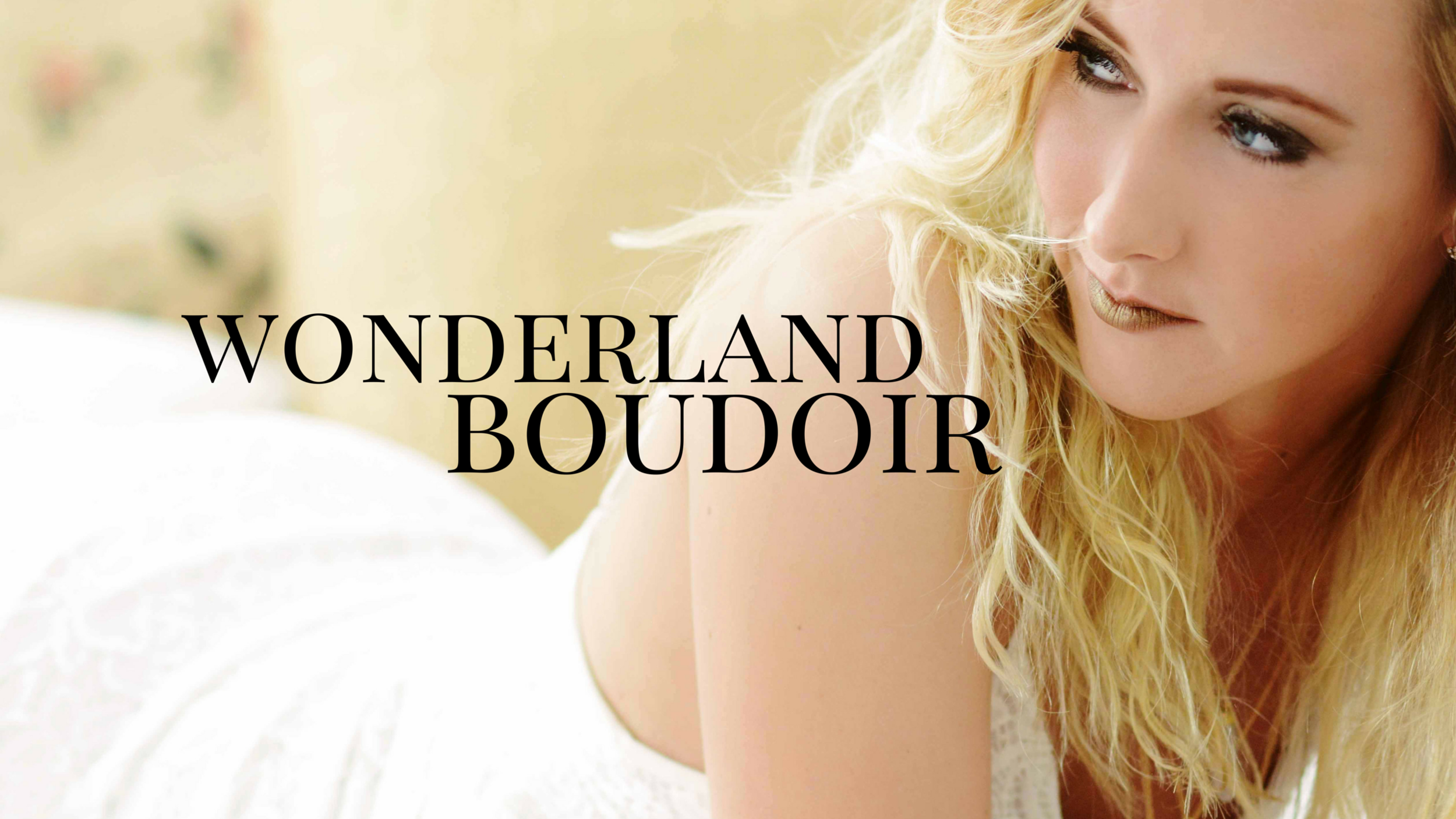 Wonderland Boudoir on YouTube, Boudoir Photography Dallas