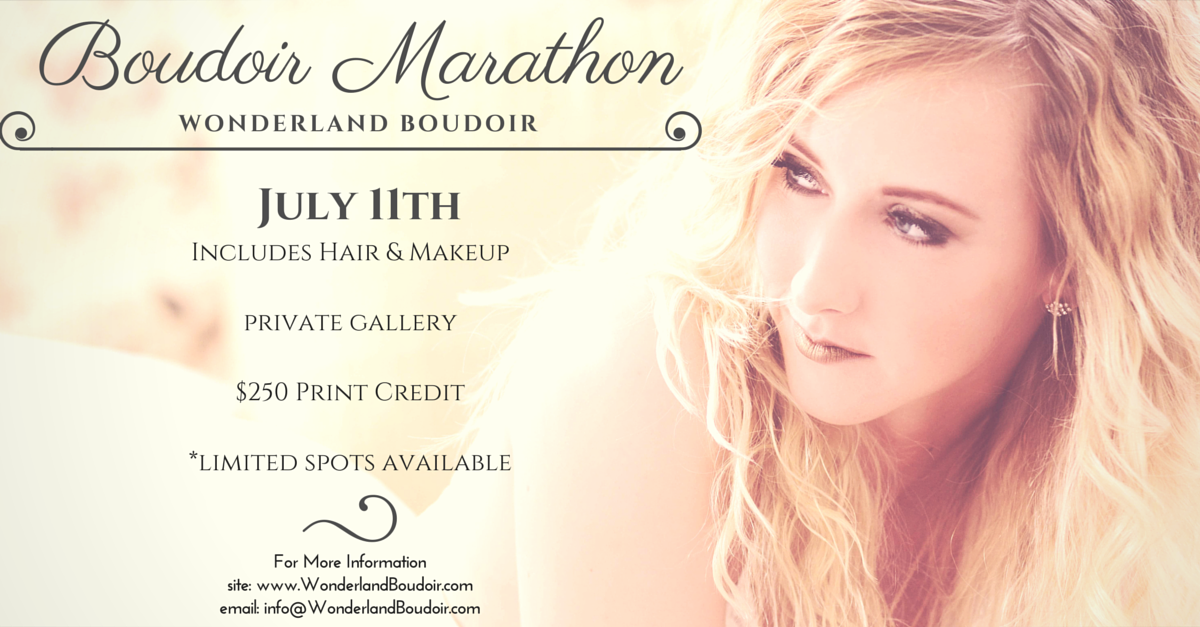 Dallas Boudoir Marathon, Dallas Boudoir Photography