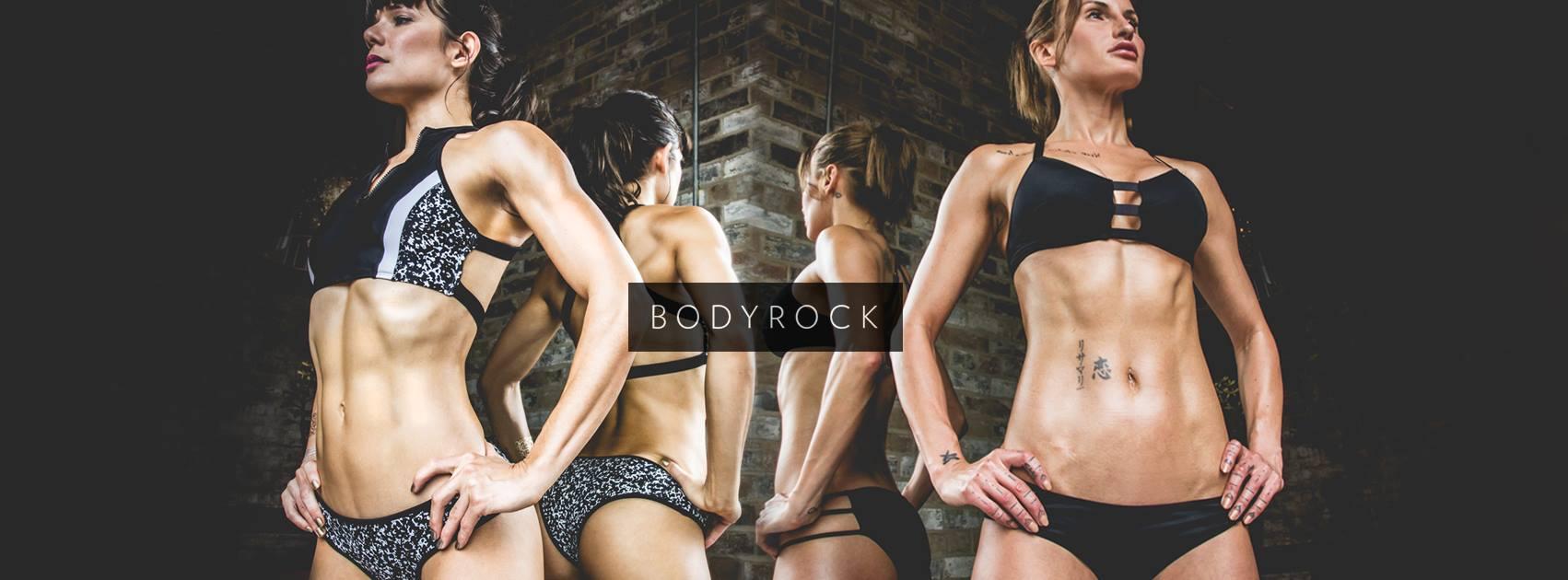 BodyRock Fitness YouTube