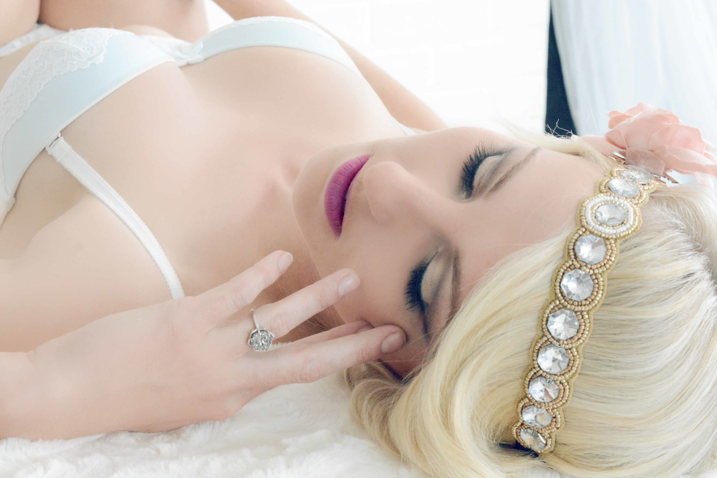 Dallas Bridal Boudoir
