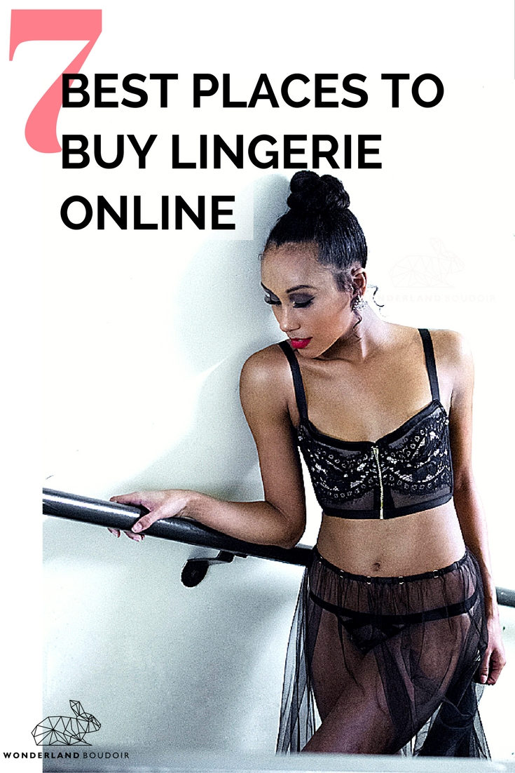 7 Places to Buy Lingerie Online