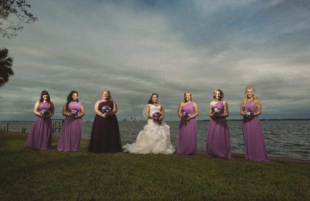11 bridal party