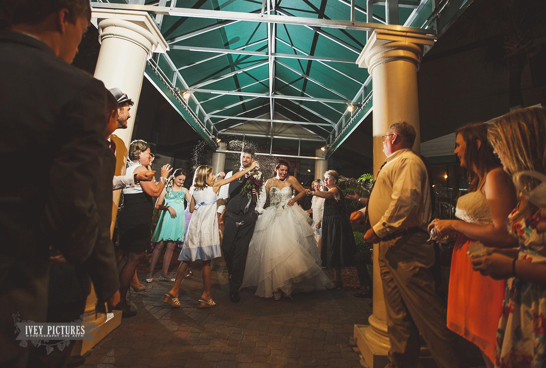 Rivercity brewing company wedding reception