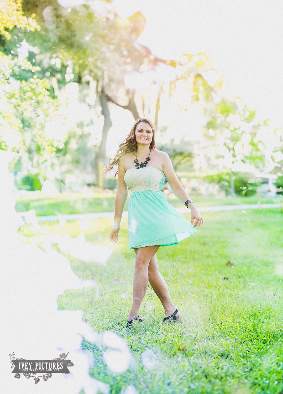 Creative Senior Portrait Photographer
