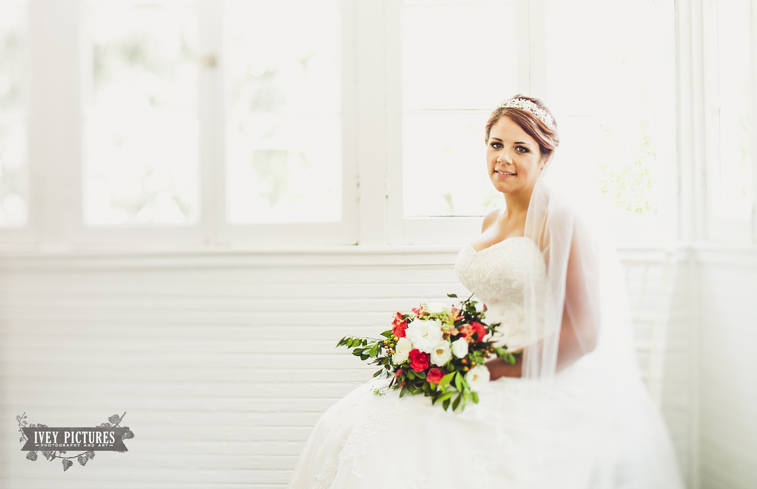 The Winterbourne Bridal Session