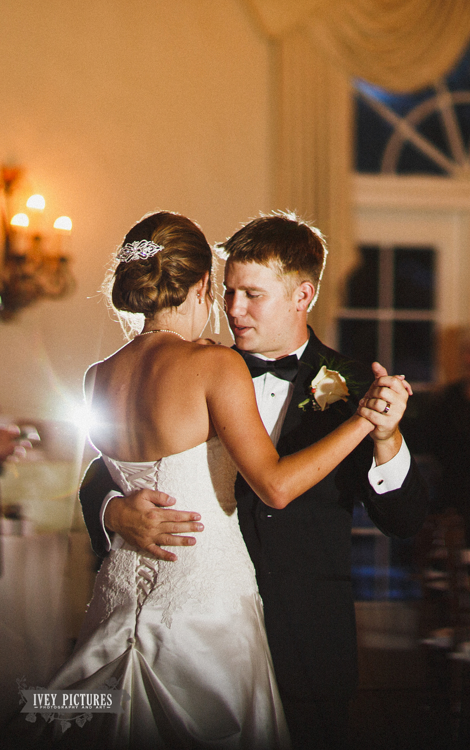 1st dance at the florida yacht club