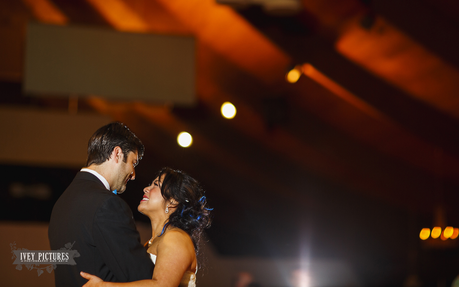 First dance photo at The Ramona Pavilion Jacksonville