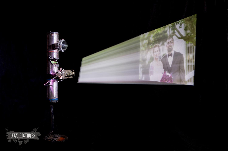 Robot Wedding Photographer