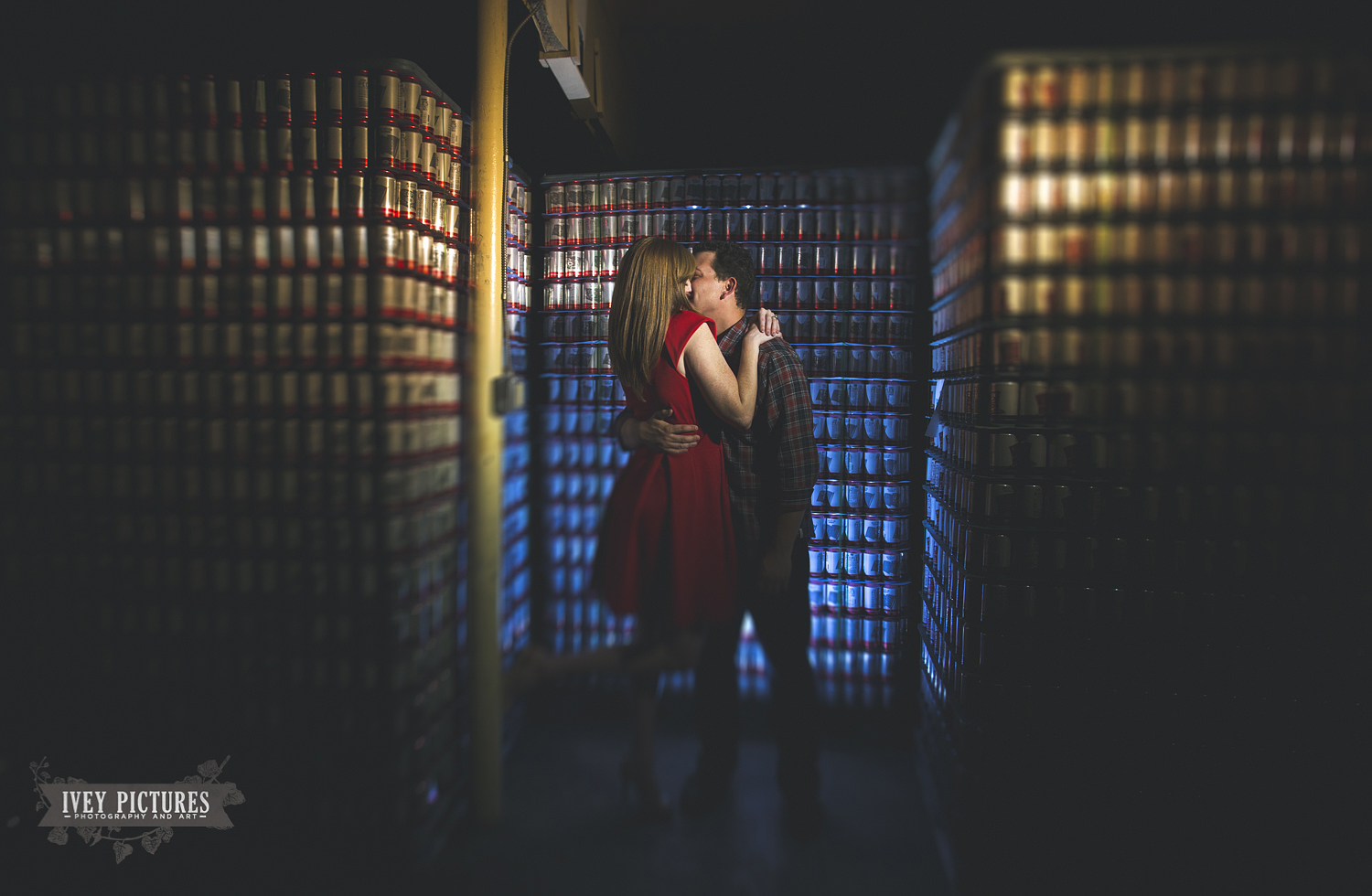 intuition brewery engagement session jacksonville fl