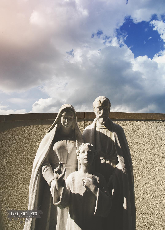 Catholic Statues