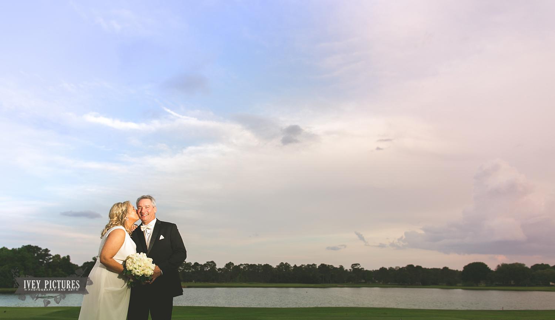 Dewed Country Club Wedding