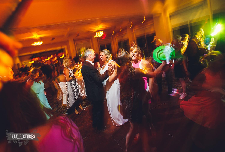 Dewed Country Club Wedding Photos