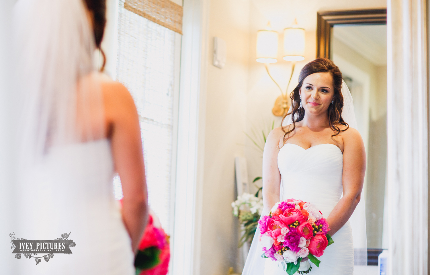 Bride at Nocatee CrossWater Hall