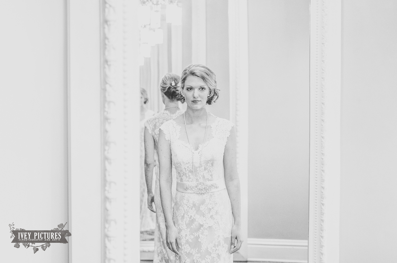 Jacksonville creative wedding photographer