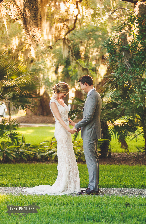 First Look at Jekyll Island Club Hotel Wedding