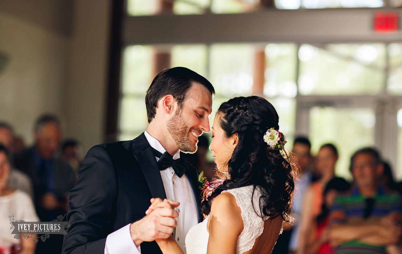 First Dance gainsville wedding