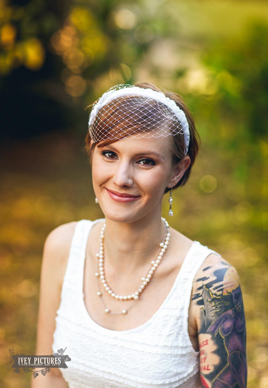 jacksonville bridal portrait