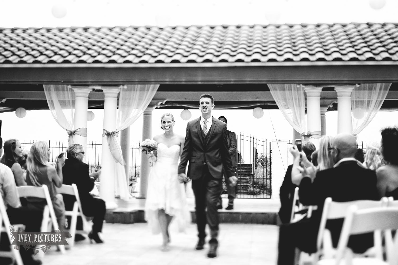 married at Casa Marina