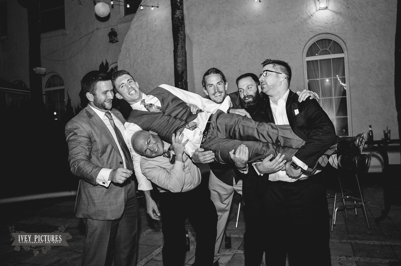 guys at reception