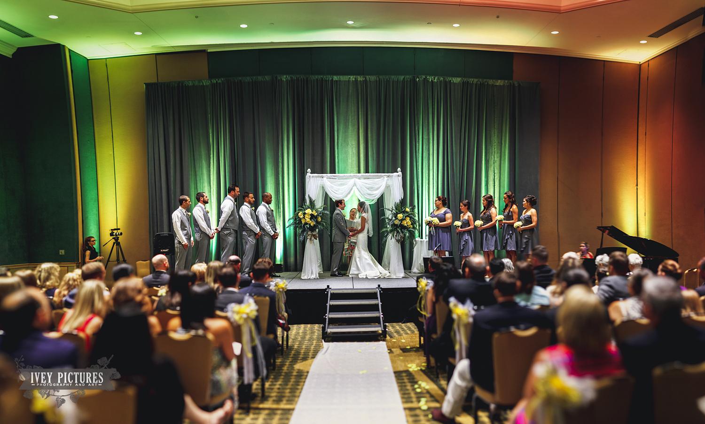 Hyatt jacksonville weddings