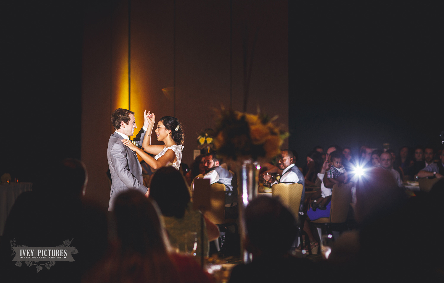 bride and groom first dance jacksonville