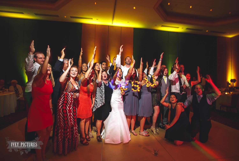 FSU wedding