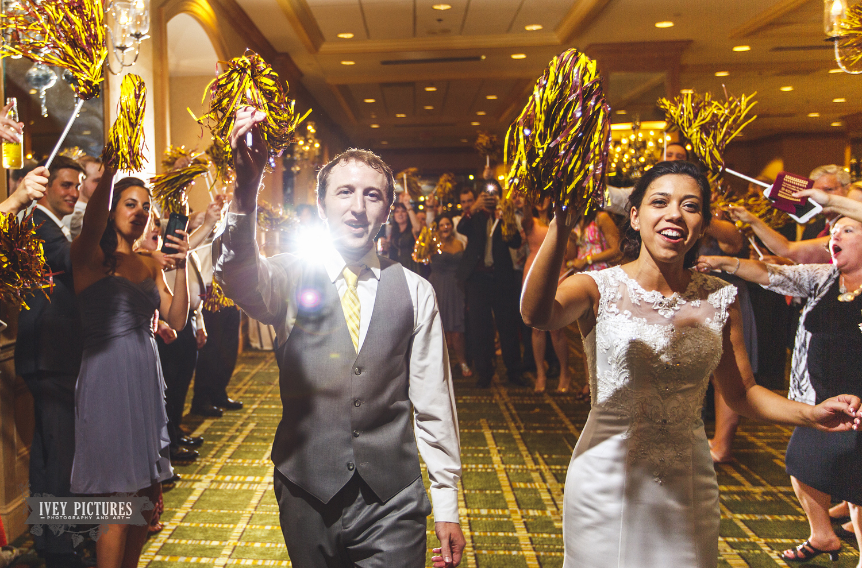 Noels and Daniel's Wedding at The Hyatt Regency Jacksonville