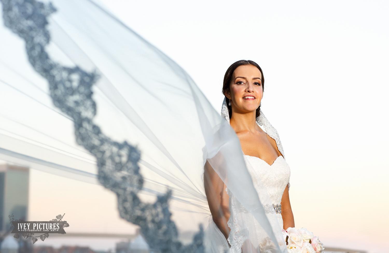 bridal portrait in jacksonville fl