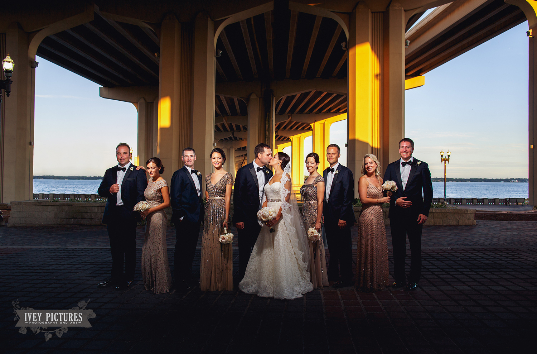 Jacksonville Creative Wedding Photographers