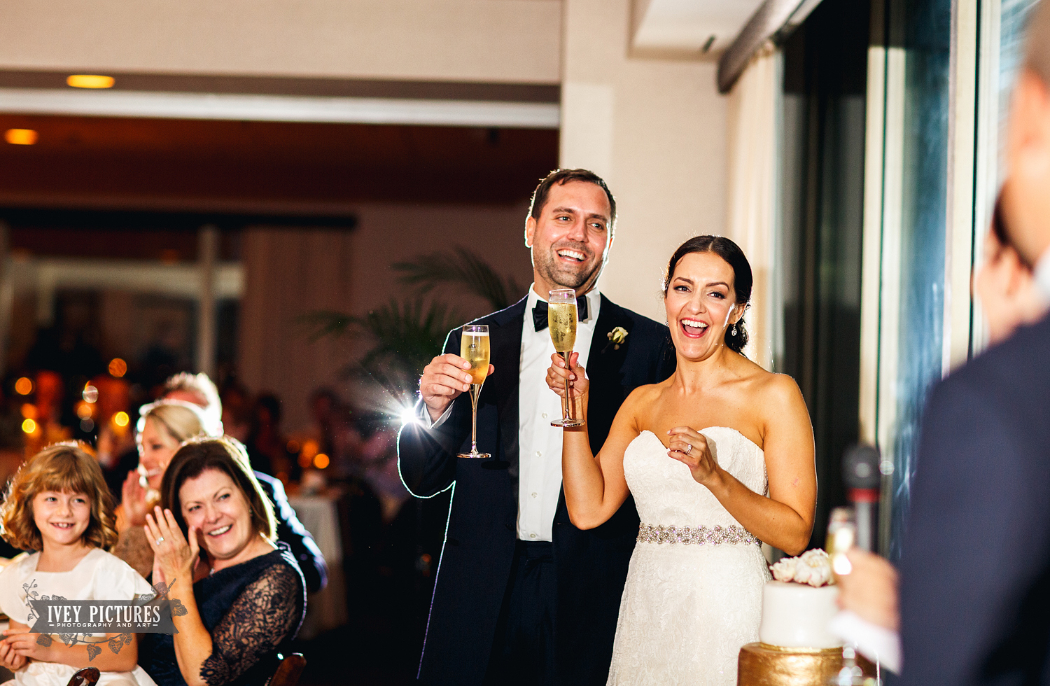 best man's toast to bride and groom