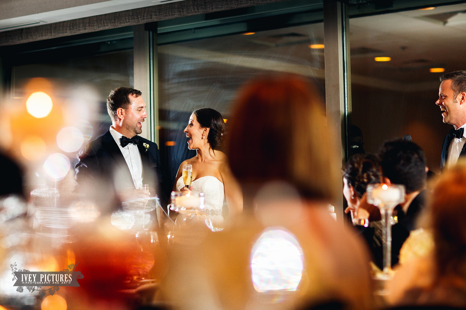 bride and groom the river club jacksonville