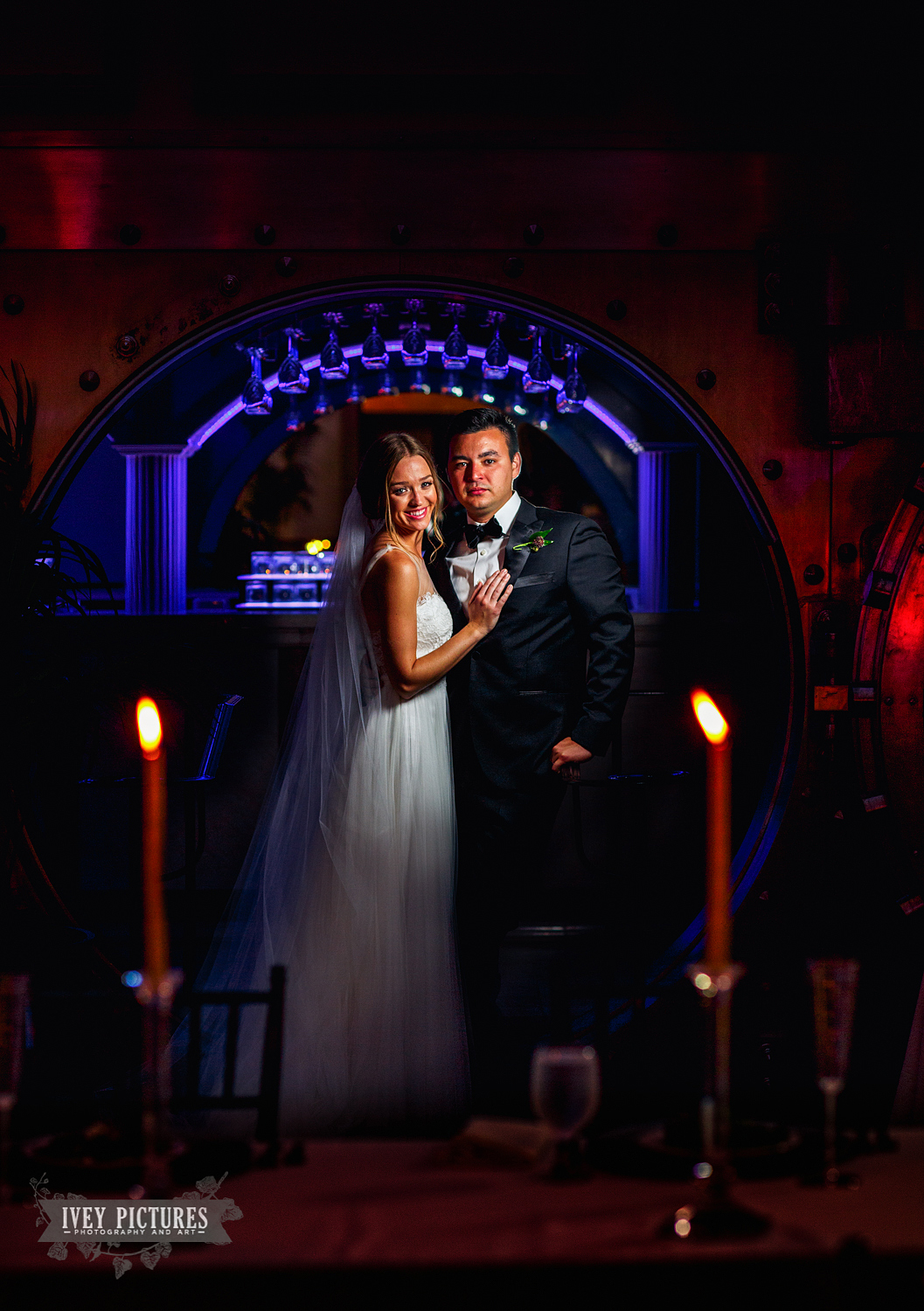 Creative wedding photographers Jacksonville