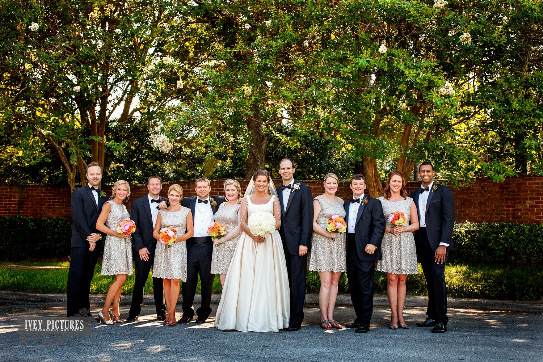 wedding party jacksonville fl