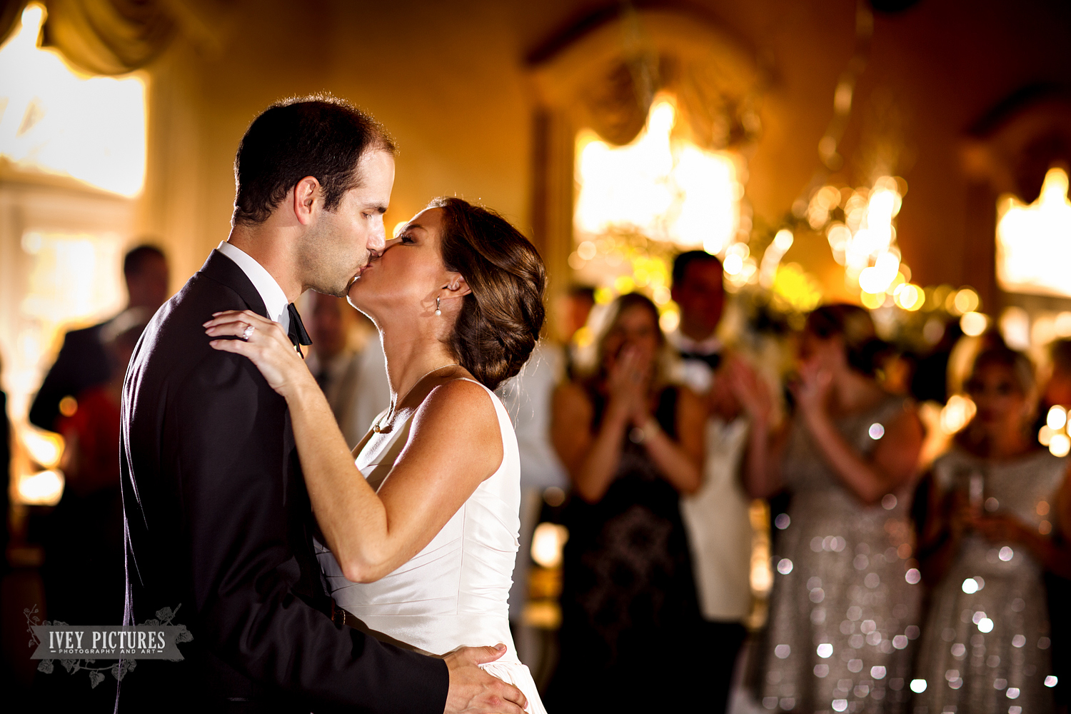 first dance at The Florida Yacht Club