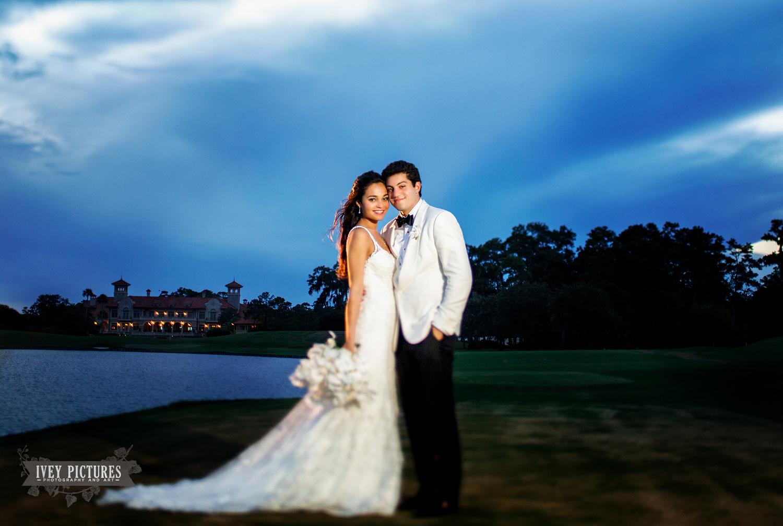 TPC Sawgrass wedding photographer