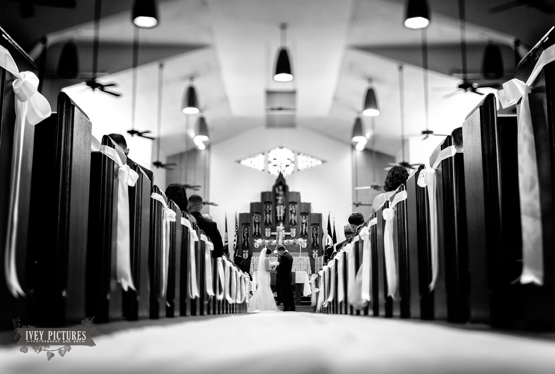NAS JAX wedding ceremony photos