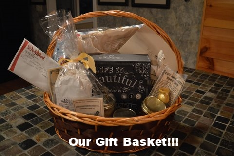 My Welcome basket