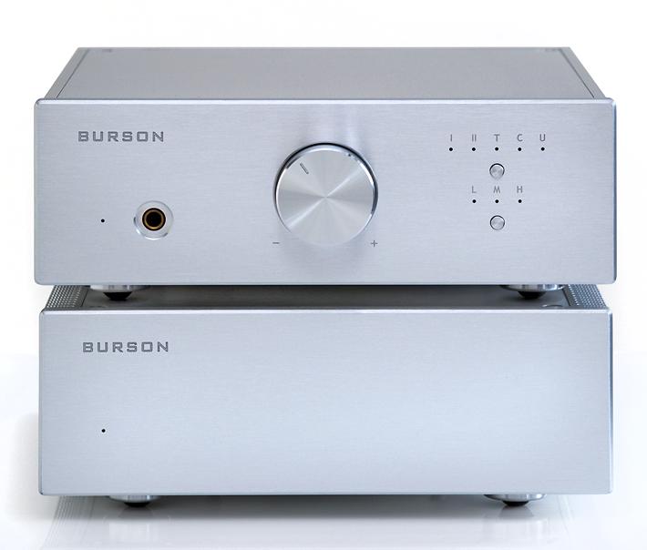 Burson Audio Conductor & Timekeeper © 2015 Wes Bender