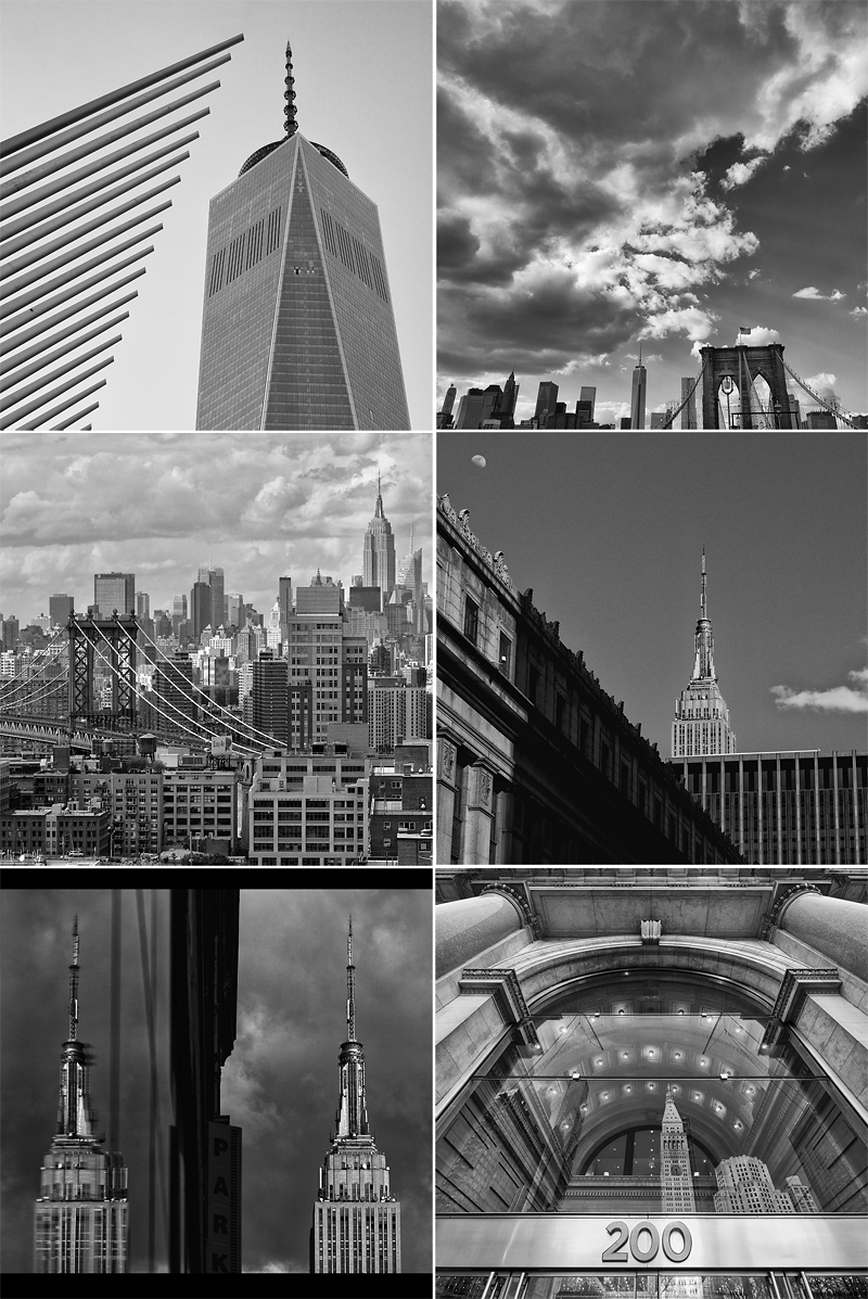 NYC / Fine Art Series / Aperture Panel Inserts / Photographed by Wes Bender (add'l fine art photographs available)