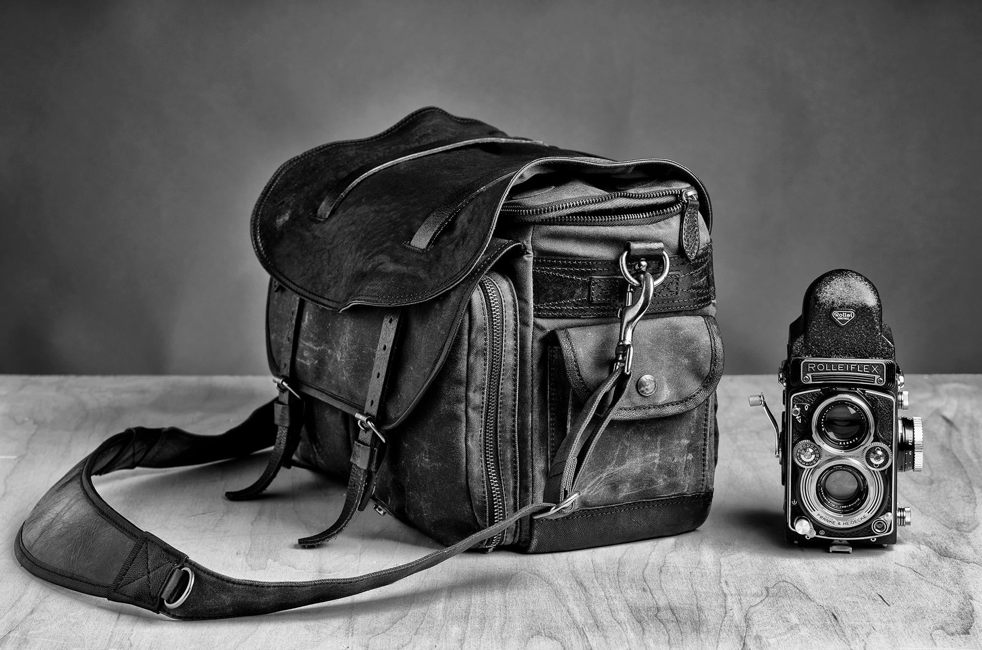 The Wotancraft Avenger Shoulder Bag