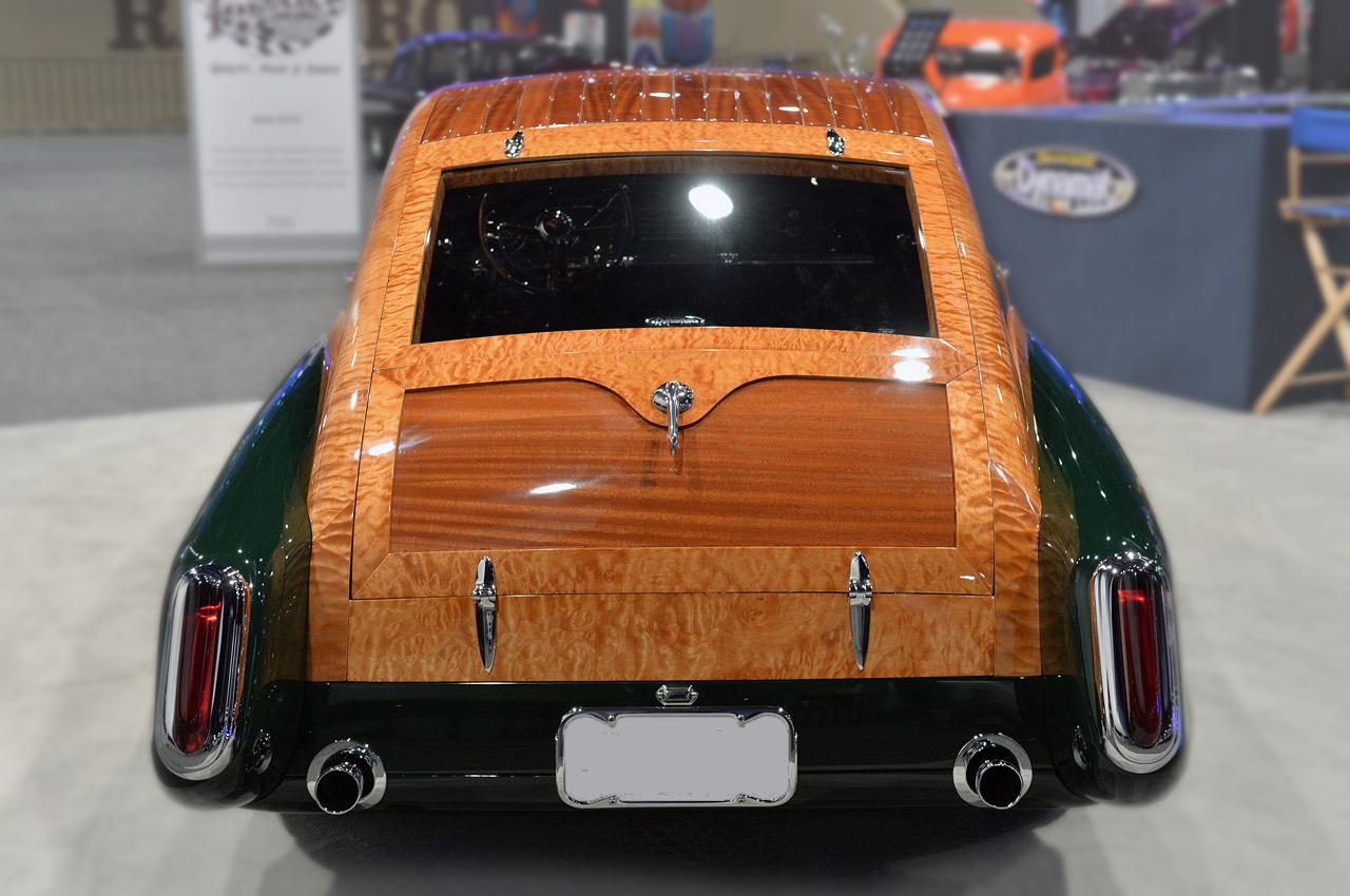 51 Studebaker Woody