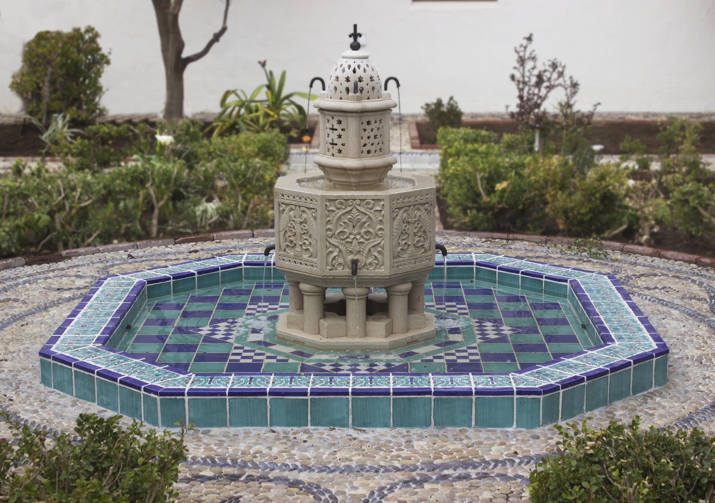 Spanish Renaissance Fountain