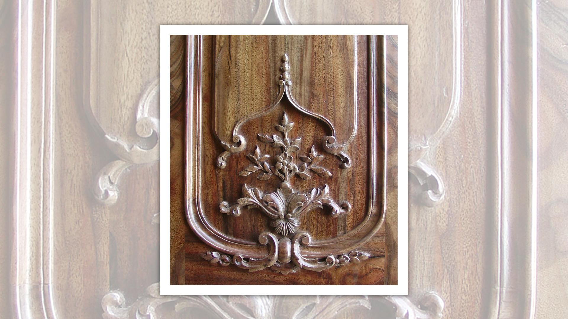 Boiserie Panel