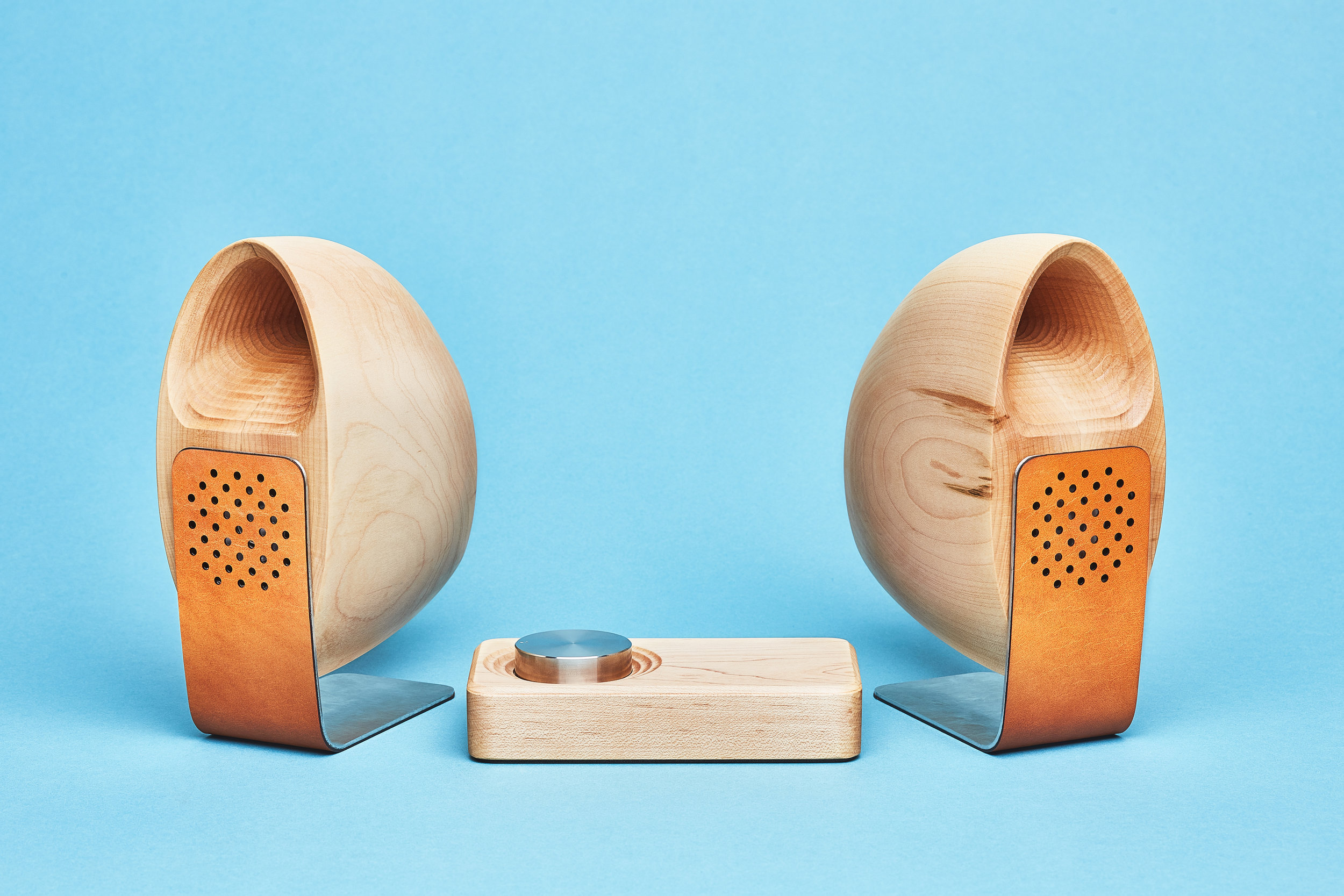 Grovemade x Joey Roth Speakers