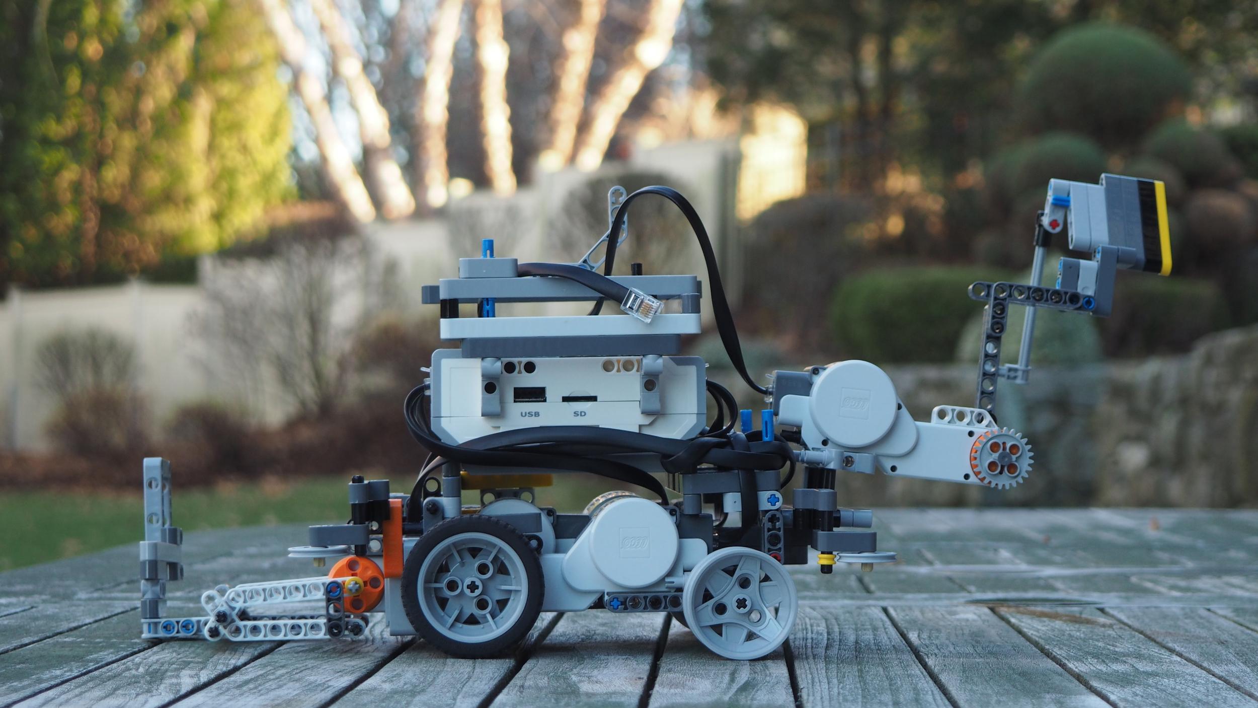 FLL Robot