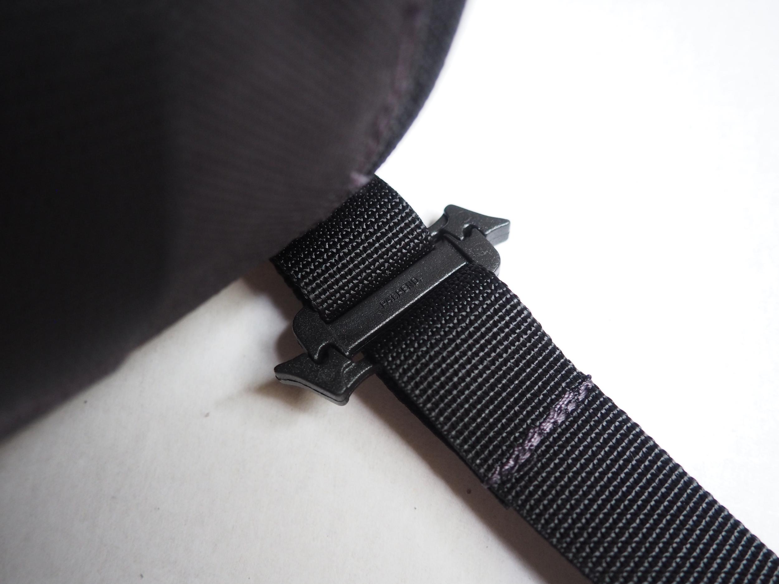 New cross strap end bracket
