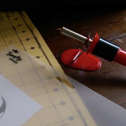 stencil cutter
